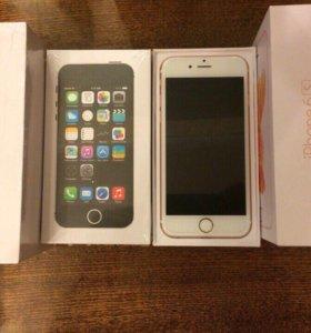 Айфон 5s и 6
