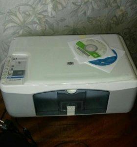 Принтер струйный HP Deskjet F380