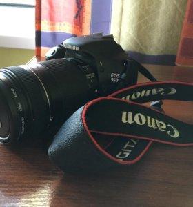 Canon 550D EOS + сумка в подарок