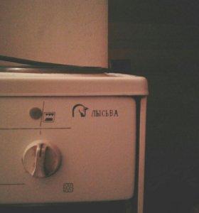 Электро плита.