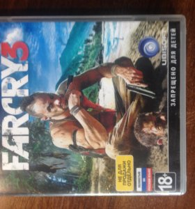 Far Cry 3 на PS3