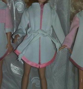 Одежда для куклы Барби(плащ)