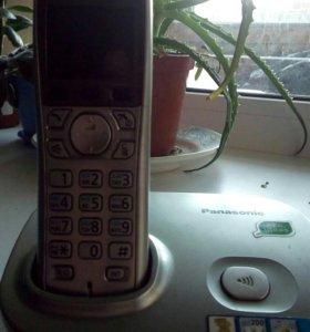 Цифровой безпроводной телефон панасоник