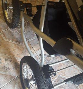 коляска Jedo Bartatina Plus Classic (2 в 1)