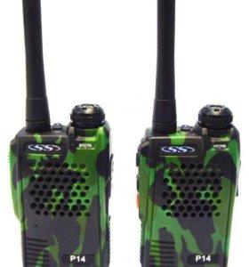 Радиостанция портативная Связь Р14