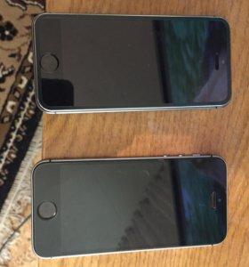 iPhone SE 16GB и IPhone 5S 16GB