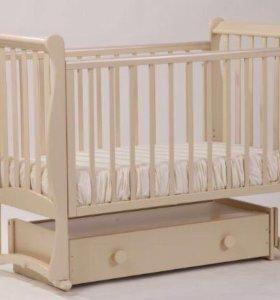 Детская кровать лель