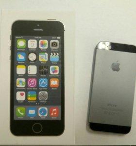 IPhone 5s 16g в идеальном состоянии