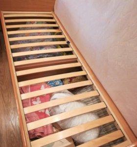 Кровать детская 90-1.88