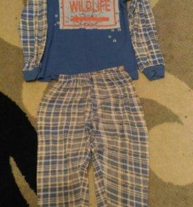 Пижама навая
