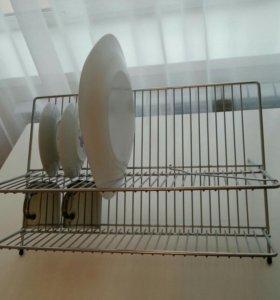Сушилка-подставка для посуды
