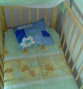 Кроватка. Торг