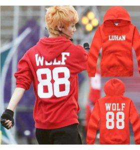 Толстовка wolf Luhan