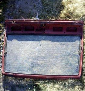 Крышка багажника на ваз 2108