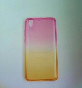 Чехол селиконовый на Huawei Y6-ll
