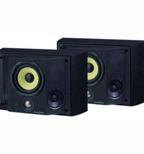Настенная акустика B&W DS3 black ash