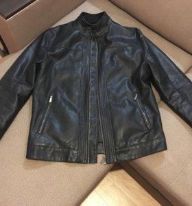 Куртка кожаная ZOLLA