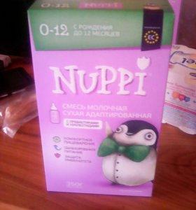 Молочная смесь Нуппи