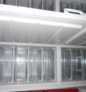 Морозильный шкаф-Финский