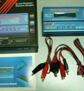 Умная зарядка для всех видов аккумуляторов