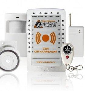 Сигнализация GSM беспроводная Carcam T-100