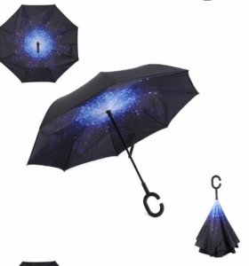 Зонт-наоборот анти-зонт Umbrella