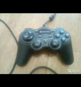 PS2 + игры и катридэи с проводами