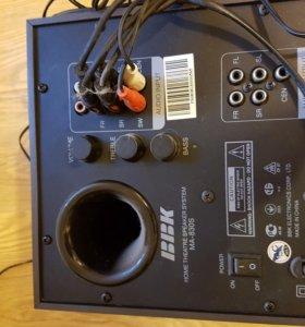 BBK MA830S звук 5.1 для домашнего кинотеатра.