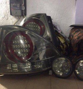 Комплект задних фар светодиодные от Тойота Алтезза