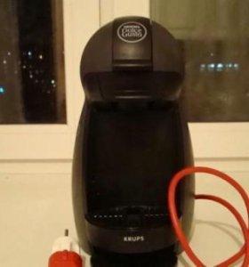 Kp100b10 krups кофеварка новая