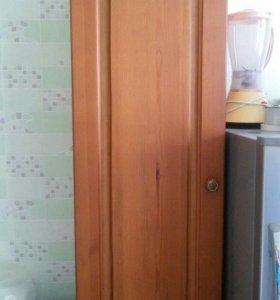 Пенал навесной кухонный