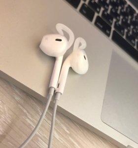 Силиконовый фиксатор для наушников Apple