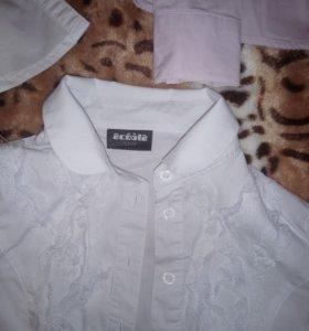 Школьная форма. Блузки