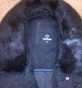 Новая мужская куртка,зима
