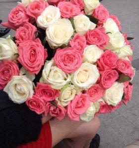 Букет роз (21;31;51)