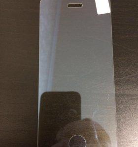 Зеркальное стекло на айфон 5s
