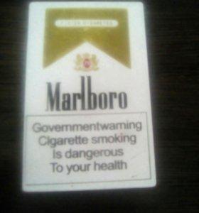 Колонка Marlboro