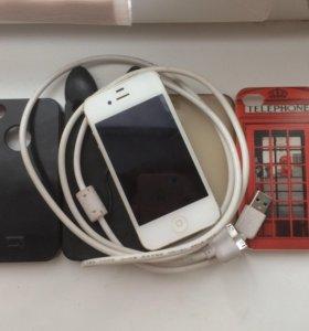 iphone 4s на 16