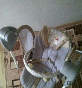 Электронные качели