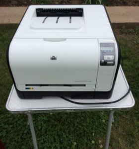 Цветной Принтер hp laser jet cp 1525n color