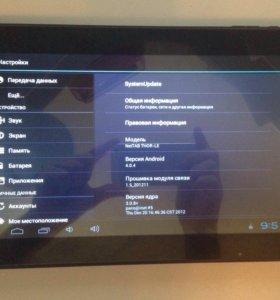 Планшет Iсonbit NetTab Thor LE 8gb Wi-Fi