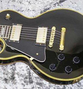 Продам леворукую гитару Gibson Les Paul Custom