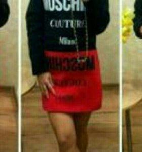 Платье туника Moschino 1