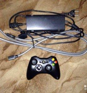 Продам XBox 360 Slim + Kinect