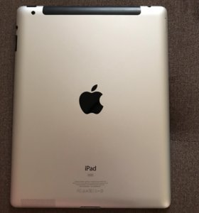 iPad 2 64gb. Wi-fi+Cellular