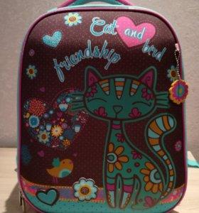 Новый школьный рюкзак Hatber
