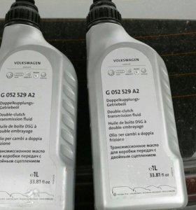 масло для АКПП