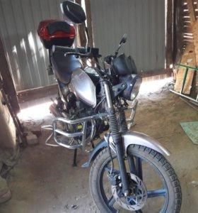 Мотоцикл Racer 150-23 tiger