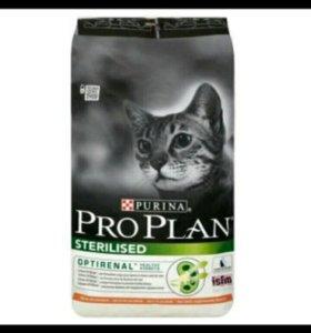 Корма для животных Роял канин Pro Plan