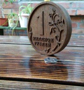Сувенир медальон